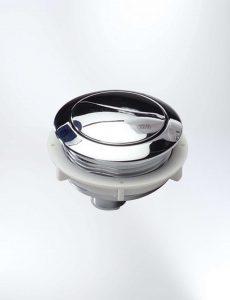 Botón Dual Flush Redondo Sanitario